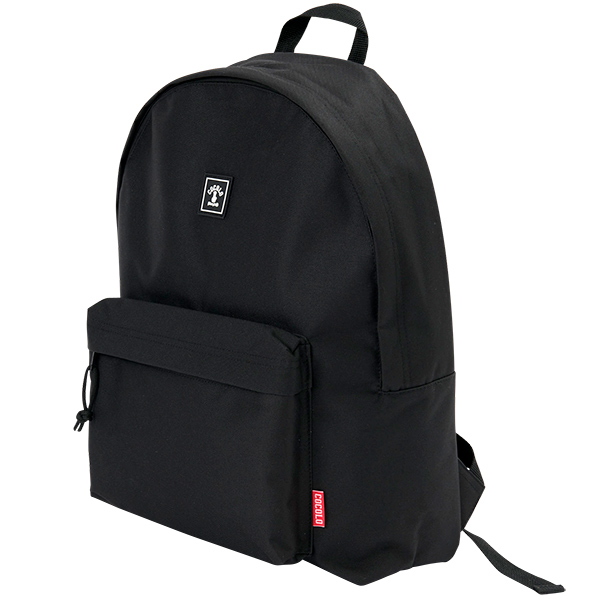 画像1: WAPPEN BACKPACK (BLACK) (1)
