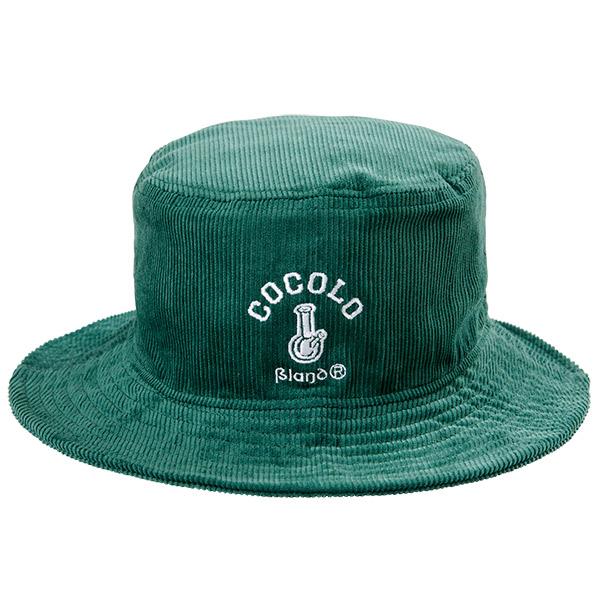 画像1: CORD BONG BUCKET HAT(GREEN) (1)