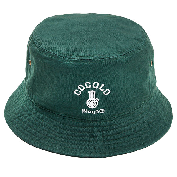 画像1: BONG BUCKET HAT(DARK GREEN) (1)