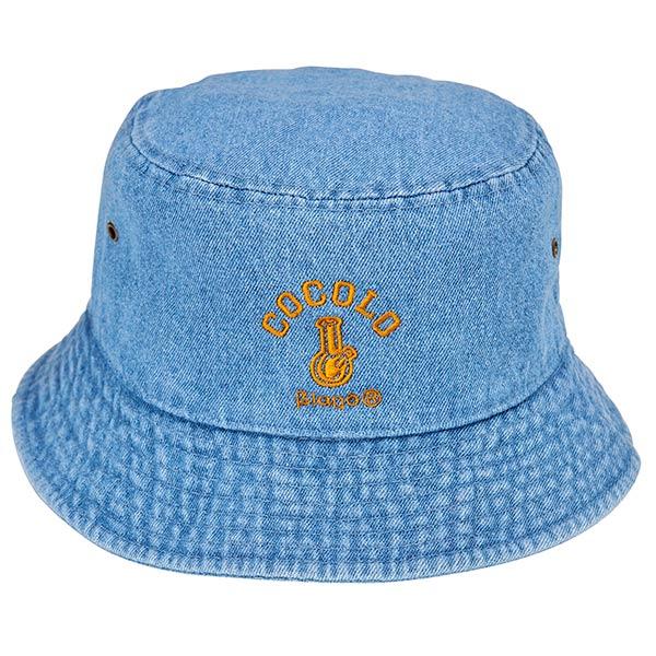 画像1: DENIM BUCKET HAT(Lt-BLUE) (1)