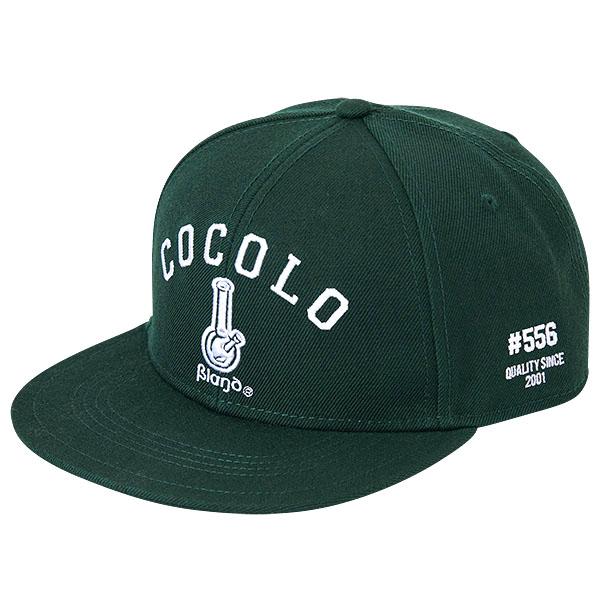 画像1: ORIGINAL BONG SNAP BACK CAP (GREEN) (1)