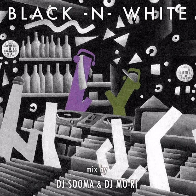 画像1: BLACK -N- WHITE (1)